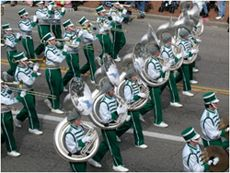 St. Patrick's Day Celebration - Dublin, Ohio