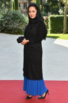 Niki Karimi Photos - 'Wednesday, May 9' Premiere -  72nd Venice Film Festival - Zimbio