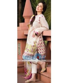 Online Buy Pakistani Designer Clothes 2015 - Crescent Lawn Collection