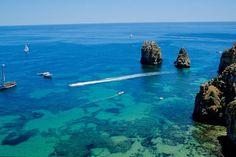 Algarve O paraíso está mais perto do que julgamos. #aquihafrescas @ Algarve