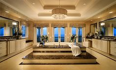 Bathroom ~Wealth and Luxury ~Grand Mansions, Castles, Dream Homes & Luxury homes