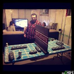Very impressive DIY battleshots!