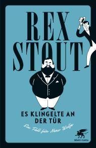 """Buchverlosung zu """"Es klingelte an der Tür"""" von Rex Stout aus dem Klett-Cotta Verlag. Jetzt mitmachen & gewinnen!"""