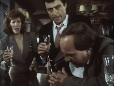 """Lady Jane: """"By the way, Lovejoy, did Hardwick mention, which house?"""" Lovejoy: """"Sorry?"""" Lady Jane: """"That George and Angela burgled."""" Lovejoy: """"Oh, he didn't have to. I already knew."""""""