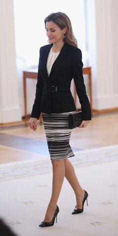 Queen Letizia of Spain Photos - King Felipe VI Of Spain and Queen Letizia Of Spain Visit Germany - Zimbio