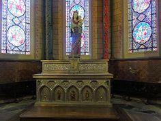 Autel cathédrale de Coutances