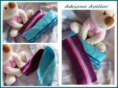 case pencil crochet