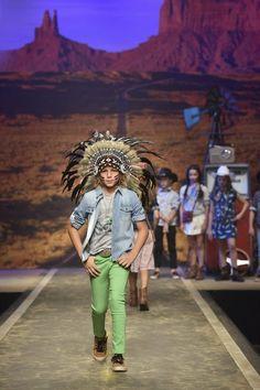 Pitti Bimbo 85: sfila la moda spagnola - Notizie : Sfilate (#842614)