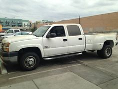 2005 6.6L Chevy Duramax 3500HD Crew Cab, Long Bed Dually - Diagnose