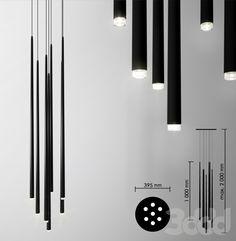 Vibia SLIM Room Lights, Hanging Lights, Ceiling Lights, Pendant Lamp, Pendant Lighting, Chandelier, Lighting Concepts, Lighting Design, Ceiling Design