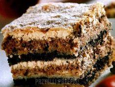 GIBANICA - PrzyslijPrzepis.pl Tiramisu, Tasty, Cake, Ethnic Recipes, Food, Per Diem, Kuchen, Pastel, Cakes