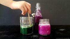 """www.prettysimplelife.co.il   """"קייטנת אמא"""" - הפעלות יצירה לילדים: ניסויים בצבע"""