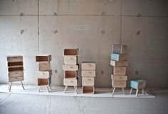 Otura by Rianne Koens, simplicity, creatvity, balance, originality.... it's a win!