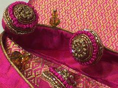 Saree Tassels Designs, Saree Kuchu Designs, Blouse Designs, Dhoti Saree, Indian Sarees, Ethnic, Designers, Bling, Decorations