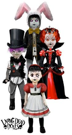 Living Dead Dolls  Alice in Wonderland Series