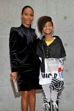 Celebrity sightings during Milan Fashion Week