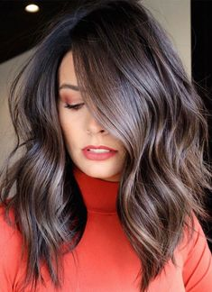 Hairstyles For Kids Most Impressive Medium Brunette Balayage Hairstyles for 2020 That Will Amaze Everyone Spring Hairstyles, Hairstyles Haircuts, Cool Hairstyles, Medium Brunette Hairstyles, Long Bob Haircuts, Modern Hairstyles, Beautiful Hairstyles, Brown Hair Balayage, Brown Blonde Hair