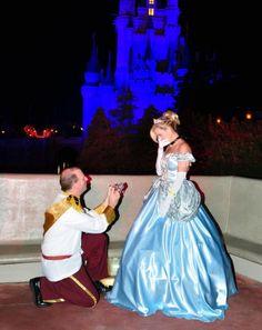 during Halloween at Disney! How precious!