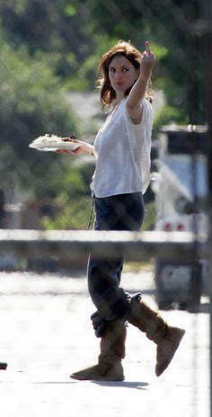 The Drew Barrymore   Middle Fingers - 43 Types (Pix) of Celebrity --- http://www.buzzfeed.com/whitneyjefferson/celebrity-middle-fingers#3nohv8n http://buzzfeed.com/whitneyjefferson/celebrity-middle-fingers http://www.buzzfeed.com ---