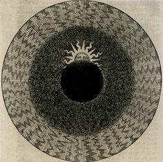 Robert Fludd 1617 / Sacred Geometry <3