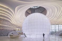 Gallery of Tianjin Binhai Library / MVRDV + Tianjin Urban Planning and Design Institute - 15