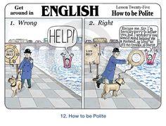 TOP 5 – COMO SE DAR BEM NO REINO UNIDO - Cultura Inglesa