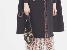 Dior's New Creative Director Mixes Disparate Vintage Eras for Pre-Fall 2017 Bags - PurseBlog
