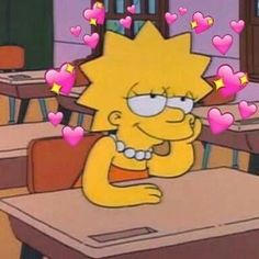 Lisa Simpson - Memes Pack You are in the right place about memes divertidos Here we offer you the mo Lisa Simpson Tumblr, The Simpsons, Simpsons Quotes, Heart Meme, Wholesome Memes, My Mood, Maze Runner, Reaction Pictures, Aesthetic Wallpapers