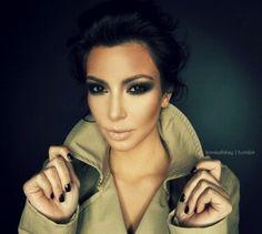 Kim's Make Up <3