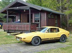 Saab Sonett III Hid Headlights, Cute Cars, Volvo, Exotic Cars, Motors, Vintage Cars, Muscle Cars, Scandinavian, Dream Cars