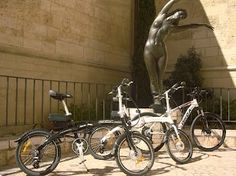 Advantages #Electric #Bicycle,  #Bicicletas #electricas.  It is faster than a normal bicycle so you will not be sweaty when you reach your destination. Riding an electric #bike is much faster than pedaling a normal bike. If you hurry to go somewhere, you can #ride an electric bicycle to avoid being sweaty when you reach the destination.  It is not expensive to buy an electric bike.  #Bicicleta #electrica #plegable, #Folding #Electric #bicycles, #velos #electriques.