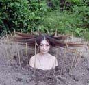 Bury, Garden Sculpture, Outdoor Decor