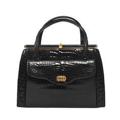6c5a183f6c7d Crocodile Handbags, Alligator Handbags | BRUCEGAO. Crocodile HandbagsLeather  Purses On SaleLeather HandbagsVintage OutfitsVintage ...