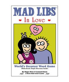 Mad Libs in Love | From stepped-up sweets to personalized mementos, take the stress out of Valentine's Day shopping with these unique finds.