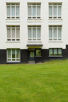 paimio - sanatorium of Alvar Aalto Scandinavian Architecture, Modern Architecture, Jorn Utzon, Alvar Aalto, Postmodernism, House Front, Finland, 21st, Exterior