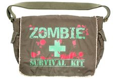 Need your own Zombie Survival Kit?