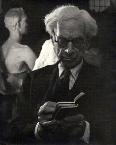 Bertrand Russell Photo byIda Kar
