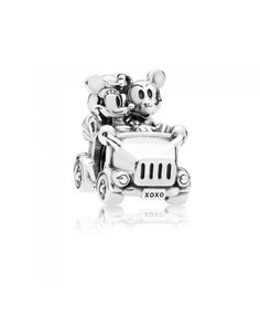 Pandora Charms Louisville Ky,Pandora Silver Charms Uk,Disney,Sterling silver This beautifully detailed sterling silver charm depicts an iconic scene: Mickey and Minnie at the wheel of a vintage car. It's the perfect charm for every Mickey and Minnie fan. Pandora Charms Disney, Mickey Mouse Pandora Charm, Bracelet Pandora Charms, Disney Charm Bracelet, Pandora Uk, Disney Jewelry, Pandora Jewelry, Charm Bracelets, Silver Bracelets