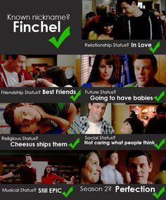 Finchel <3