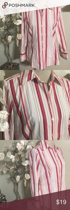 LOFT BLOUSE Beautiful blouse in perfect condition, 100% cotton LOFT Tops Blouses
