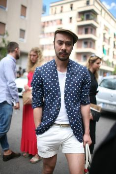 They Are Wearing: Milan Men's Fashion Week Spring 2014 | WWD