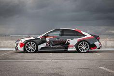 MTM Audi S8 Talladega R > 802hp > 0-100 km/h in 3,1s > 265/30R22 tires…