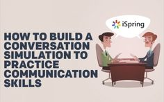 We here at eLearning Brothers are big fans of a good conversation scenario. Check out this webinar recap highlighting TalkMaster from our friends over at iSpring!