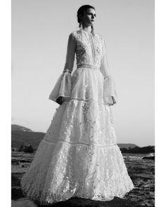 Costarellos Fall 2017 Bridal Collection