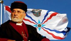 His Holiness Mar Dinkha IV, Catholicos-Patriarch of the Assyrian Church of The East.