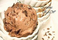 Csokifagyi sűrített tejjel Popsicles, Sorbet, Parfait, Fudge, Mousse, Deserts, Muffin, Frozen, Food And Drink