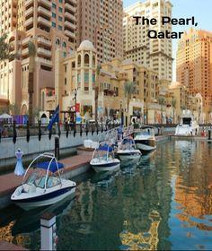 """The Pearl"" Doha-Qatar"