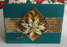 Creative Gift Wrap: 24 Paper Crafts from @AllFreeChristmasCrafts