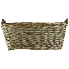 I pinned this French Market Rectangular Basket from the Cottage Chic event at Joss and Main!