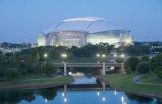 Dallas Cowboy Stadium, Arlington, Texas